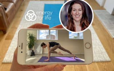 CLASS OF THE WEEK: Strong Yoga Flow: Canyon Exploring (60mins)